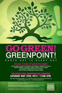 GoGreen! Greenpoint 2013